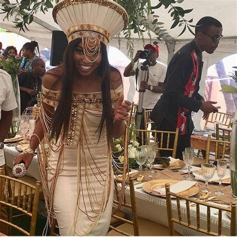 Khaya Mthethwa and Ntando Kunene?s traditional wedding