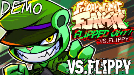 VS Flippy Flipped Out FNF MOD (Demo) - Download