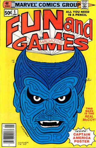 Fun and Games magazine #5