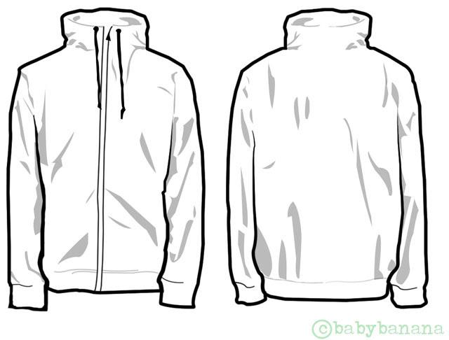 5100 Contoh Desain Jaket Polos HD Terbaru