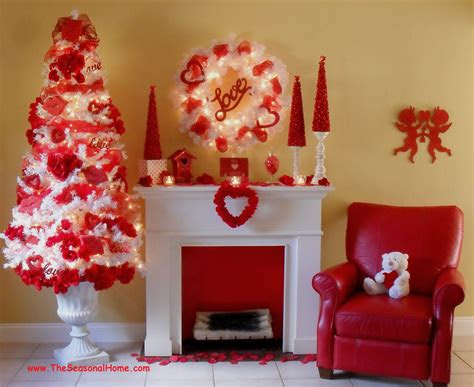 cozy valentines day  seasonal home