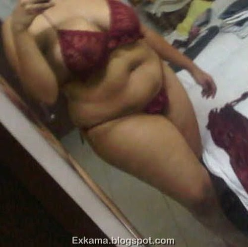 from Marley fatty nude self pic