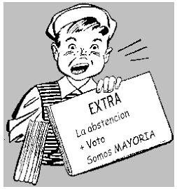 LOS DEMOCRATAS SOMOS MAYORIA