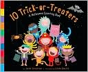 10 Trick-or-Treaters by Janet Schulman: Book Cover