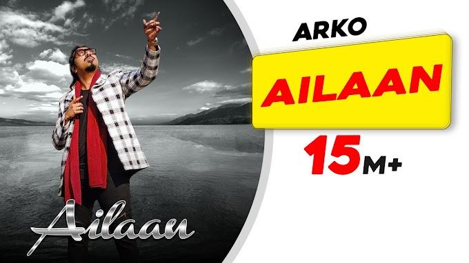 AILAAN LYRICS - AKRO