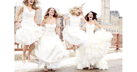 Best Friend Wedding Dress Photo Shoot   POPSUGAR Love