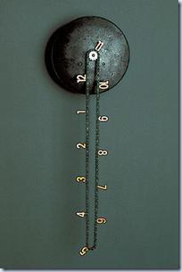Catena wall clock