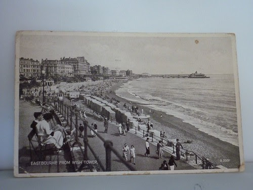 Vintage photo of Eastbourne