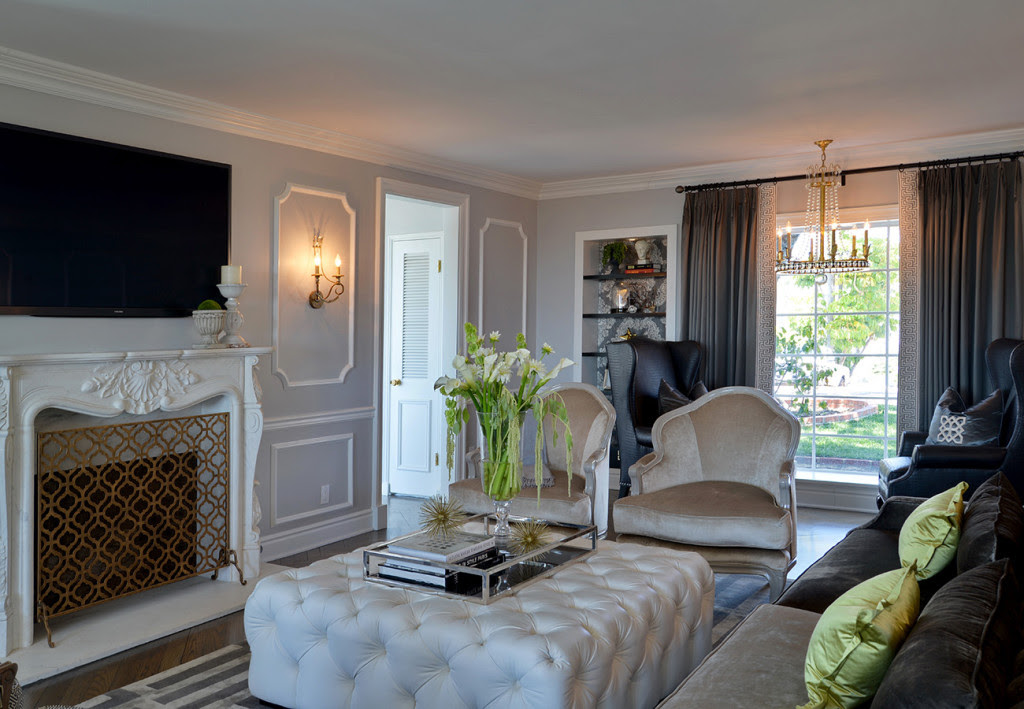 Designing Your Living Room around a Statement Piece - Lars ...