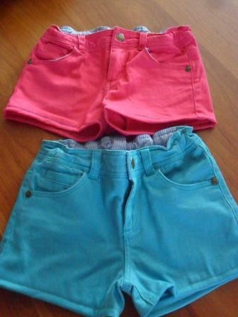 pantalones terminados