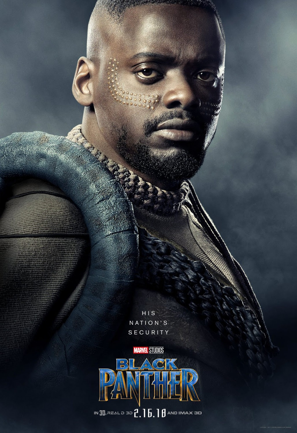 Extra Large Movie Poster Image for Black Panther (#14 of 23)