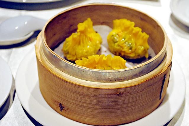 Shark Fin Dumplings