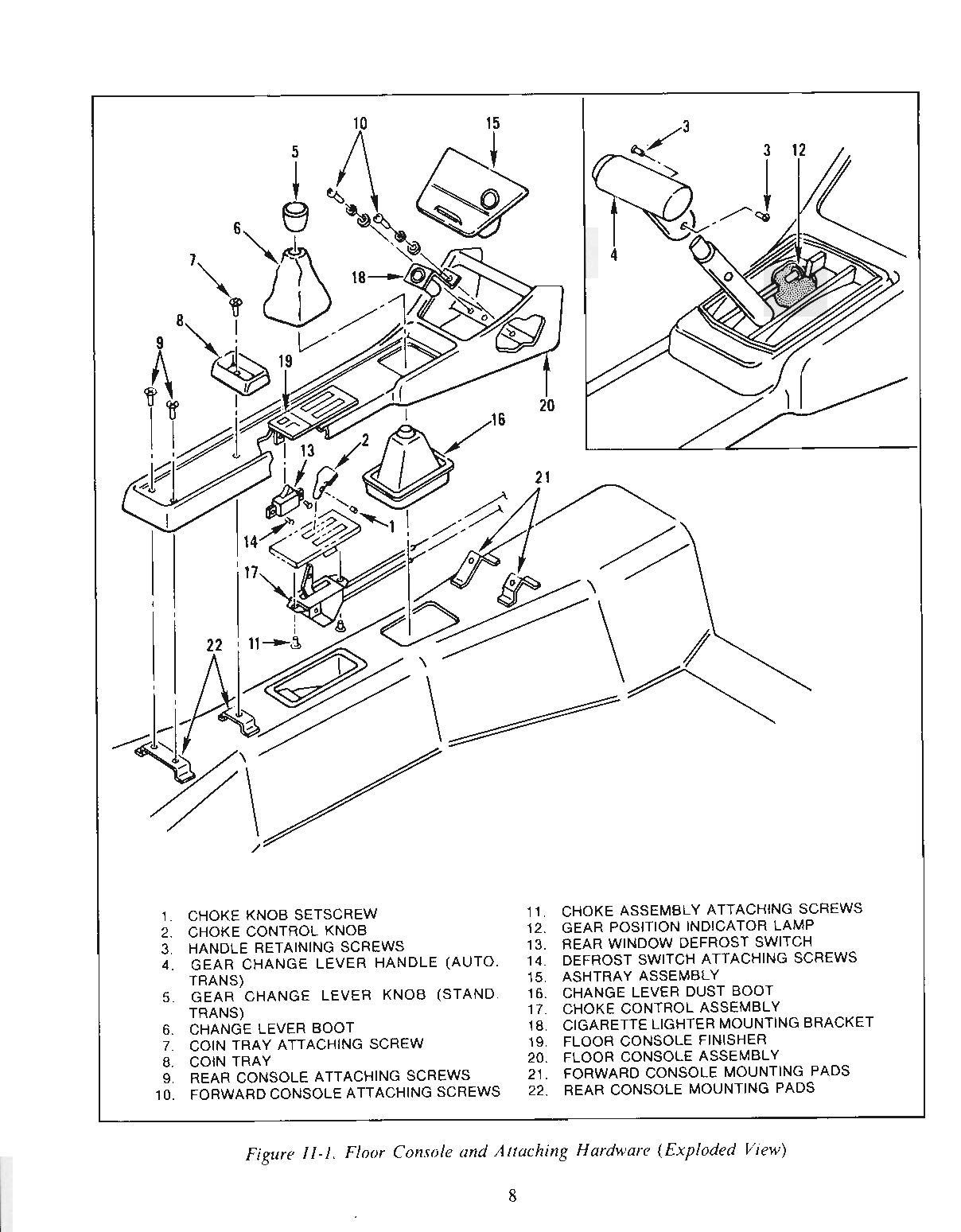 Datsun 240Z 1971 FSM Supplement - Dash, Gauges, Wiring, HVAC