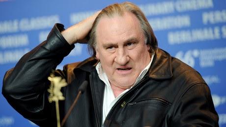 Film star Gerard Depardieu denies claims he assaulted & raped 22yo actress