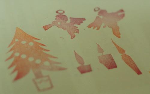 Stamps for Christmas