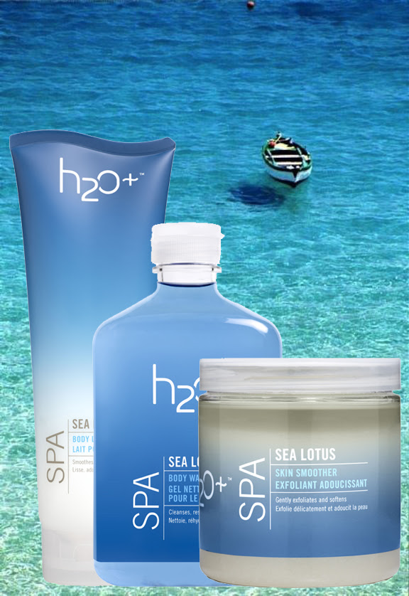 H2O Plus Spa Sea Lotus Collection - Belle Belle Beauty