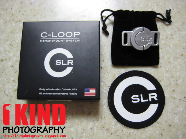 Review: Custom SLR Glide Camera Split Strap with C-Loop Strap Mount Solution