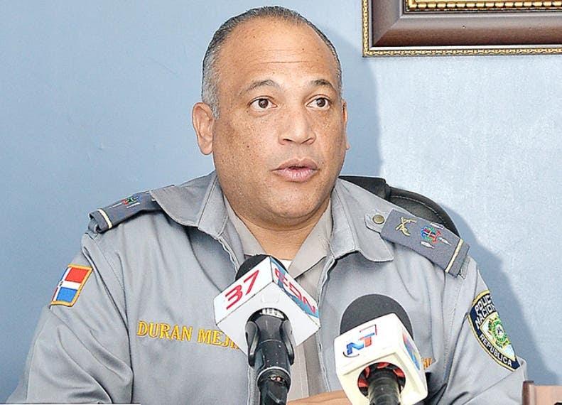 Resultado de imagen para vocero policia duran
