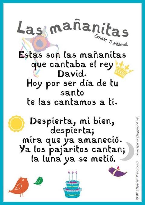 Happy Birthday In Spanish Lyrics