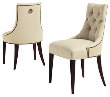 Traditional Dining Chairs Benches Horchow Bellini Furniture