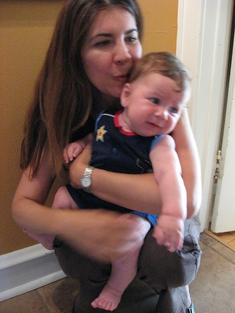 Mommie and Oliver