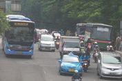 Transjakarta Dicegat Polisi    di Pekalongan, Rupanya Bus Curian