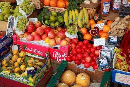Fruit & Veg stall