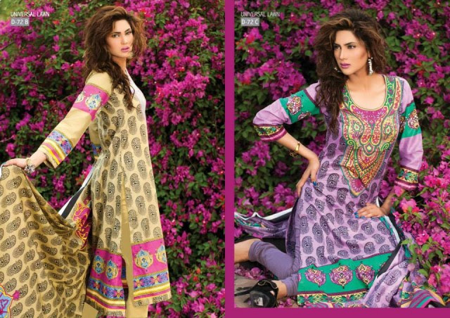 Sitara-Universal-Exclusive-Summer-Latha-Lawn-Collection-2013-Vol2-Famous-Actress-Model-Fiza-Ali-7