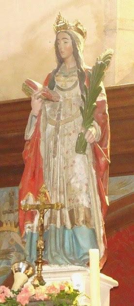 Resultado de imagen para capilla hospital de alise-sainte-reine-france