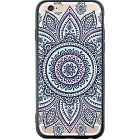 For Etui iPhone 6 / Etui iPhone 6 Plus Stovtett / Monster Etui Bakdeksel Etui Blondedesign Myk TPU AppleiPhone 6s Plus/6 Plus / iPhone