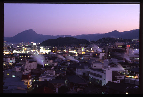 Beppu Night