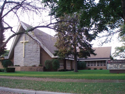St. Peter Evangelical Lutheran