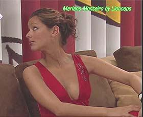 Mariana Monteiro sensual em vários papeis