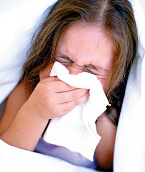 Cara menghilangkan pilek dan flu dengan cepat