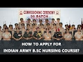 How To Join Indian Army As A Doctor After 12th