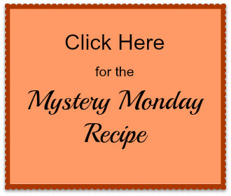 Mystery Recipe of the Day