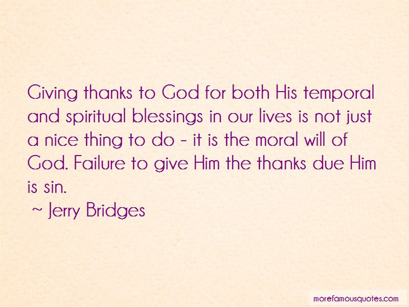 Quotes About Blessings From God To Thanks Top 10 Blessings From God