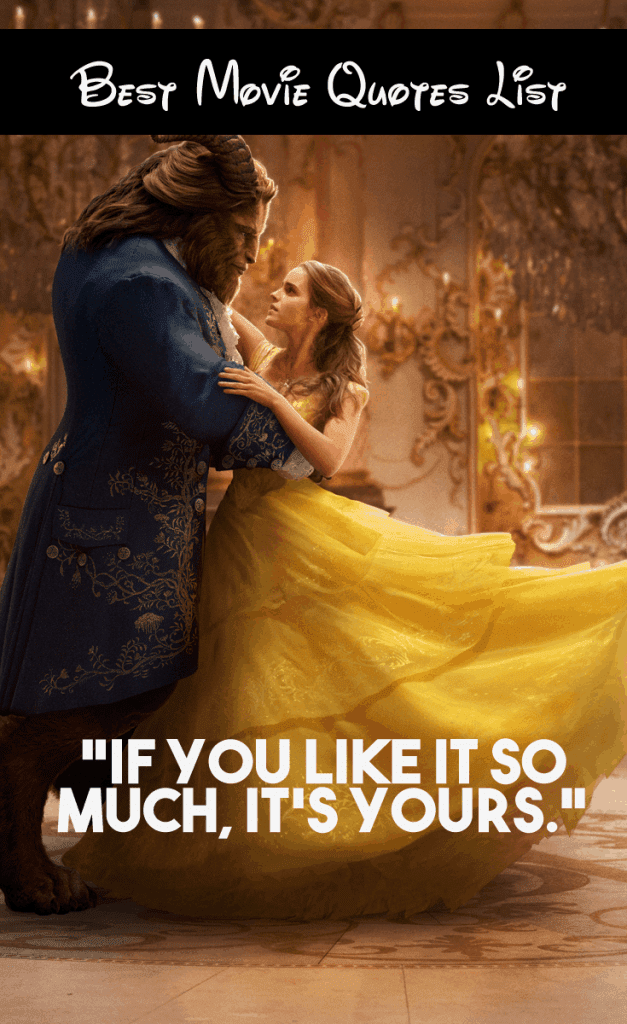 Beauty And The Beast Quotes 2017 Covid Outbreak