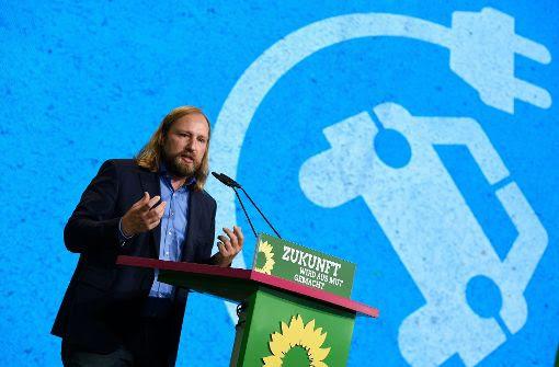 """Der Klimaschutz sei """"die zentrale Existenzfrage"""", sagt Grünen-Fraktionschef Anton Hofreiter. Foto: dpa"""