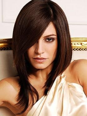Tagli capelli lunghi 2016 ciuffi maxi lunghezze e scalatura bassa le