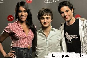 Daniel Radcliffe on Vivo TV