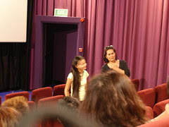 Sharifah Amani and Yasmin Ahmad