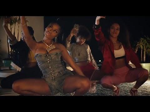 Major Lazer x PartyNextDoor x Nicki Minaj x OMI x Kid Ink - Run Up Cheerleader