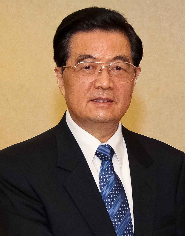 HU Jintao, Président de la France ?