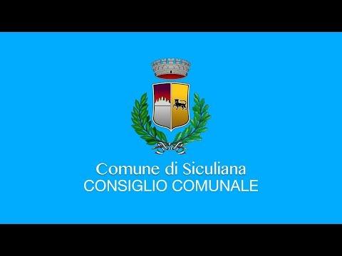Video Consiglio Comunale del 31 ottobre 2019