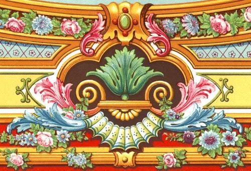 Racinet Polychrome - 18th century
