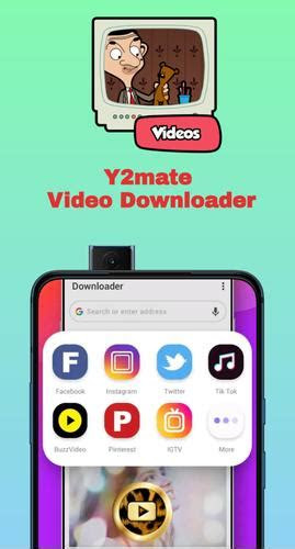 ymate app video downloader  android apk