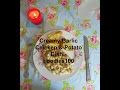Creamy Garlic Chicken with Cypriot New Potatoes - Foodies100 Challenge