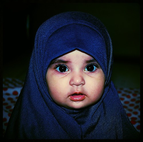 Nerjis Asif Shakir  2 Year Old - 17 July 2013 by firoze shakir photographerno1