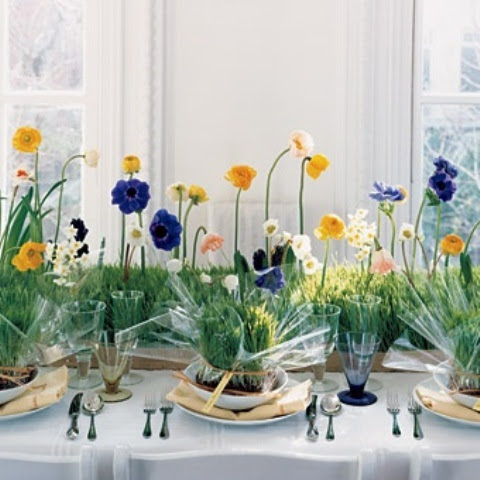 52 Fresh Spring Wedding Table Décor Ideas | Weddingomania
